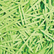 Green Crinkle Paper Shreds 3oz
