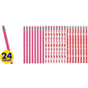Valentines Day Pencil School Pack 30ct