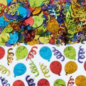 Metallic Party Balloon Confetti 2 1/2oz