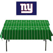 New York Giants Party Kit