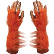 Adult Orangutan Gloves