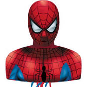 Pull String Spiderman Pinata 18in
