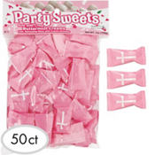 Pink Cross Pillow Mints 50ct