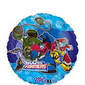Foil Transformers Birthday Balloon 18in