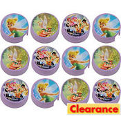 Tinker Bell Pencil Sharpeners 12ct