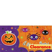 Halloween Friends Tiny Twinkler Invitations 8ct