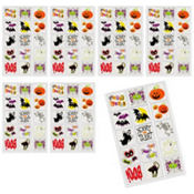 Halloween Fun Tattoo Value Pack 120ct