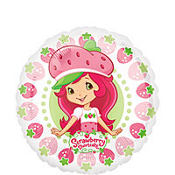 Foil Berry Cool Strawberry Shortcake Balloon 18in