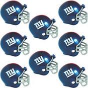 New York Giants Helmets 8ct