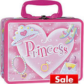 Princess Tin Box