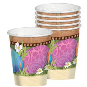 Easter Elegance Cups 8ct