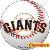 San Francisco Giants Magnet 4in