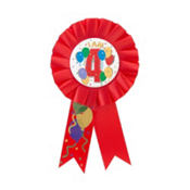 I Am 4 Award Ribbon