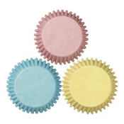 Pastel Mini Baking Cups 100ct