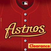 NL Houston Astros Party Supplies