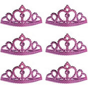 Mini Bachelorette Tiaras 6ct