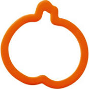 Grippy Pumpkin Cookie Cutter