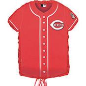 Pull String Cincinnati Reds Pinata