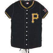 Pittsburgh Pirates Pull String Pinata 23in x 18in