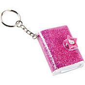 Hello Kitty Notebook Keychain