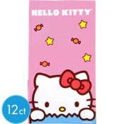 Hello Kitty Favor Bags 12ct