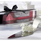 Slice of Style Stainless Steel High Heel Cake Server
