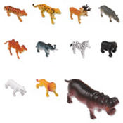 Zoo Animals Mega Value Pack 48ct