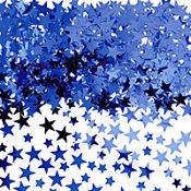 Royal Blue Star Confetti