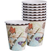 Garden Melody Cups 8ct