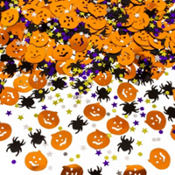 Halloween Confetti Mix 2 1/2oz