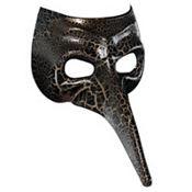 Venetian Long Nose Stalker Mask