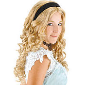 Child Alice in Wonderland Wig