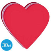Large Foam Hearts 6in 30ct<span class=messagesale><br><b>17¢ per piece!</b></br></span>