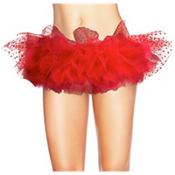 Adult Red Tulle Tutu