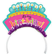 Birthday Tiara Headband