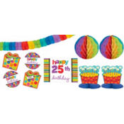 Dots and Stripes Custom Decoration Kit