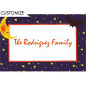 Pumpkin Patch Custom Thank You Note