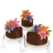 Adjustable Cake Stand Set