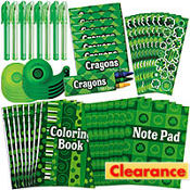 St. Patricks Day Create and Color Mix Favors 48ct<span class=messagesale><br><b>19¢ per piece!</b></br></span>