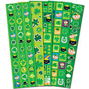 St. Patricks Day Stickers 5 Sheets