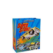 3D Hot Wheels Gift Bag
