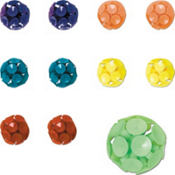 Suction Cup Ball 24ct