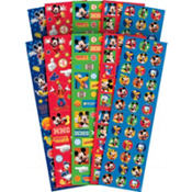 Mickey Mouse Sticker Value Pack 5 Sheets