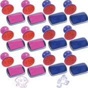 Dora the Explorer Stamp and Ink Pad 24ct