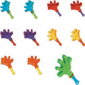 Mini Hand Clapper 48ct