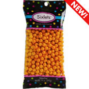 Orange Chocolate Sixlets 450pc