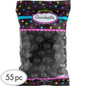 Black Gumballs 55pc