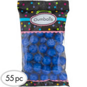 Royal Blue Gumballs 56pc