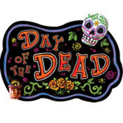 Day of the Dead Cutout 18in