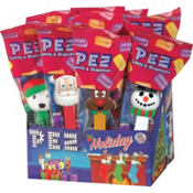 Christmas Pez Candy 12ct